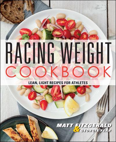 racing weight cookbook