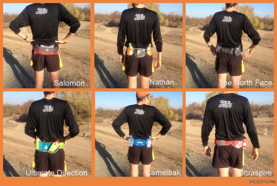 Hydration Belt Shootout Ultramarathon News Podcasts
