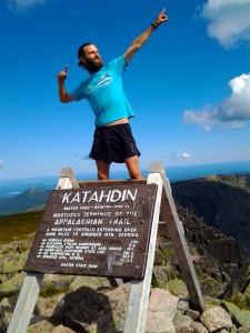 Chris Tarzan Clemens - Appalachian Trail Thru-Hiker