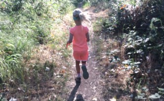 future ultramarathon runner?
