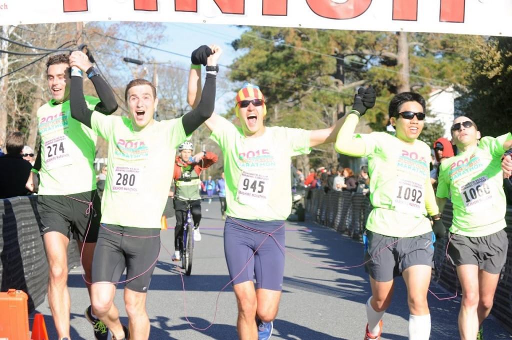 Chris Solarz linked marathon.