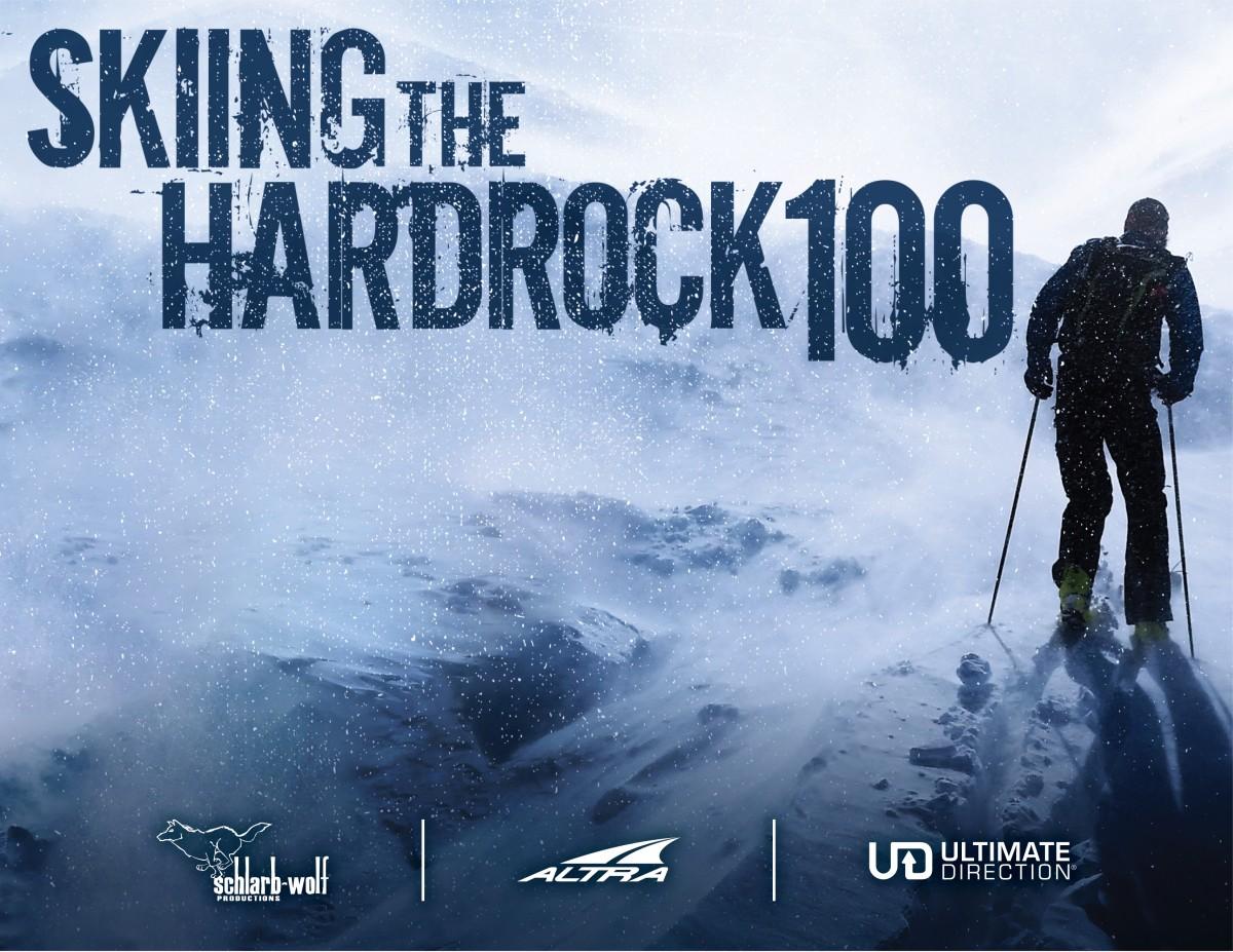 Jason schlarb skiing the hard rock