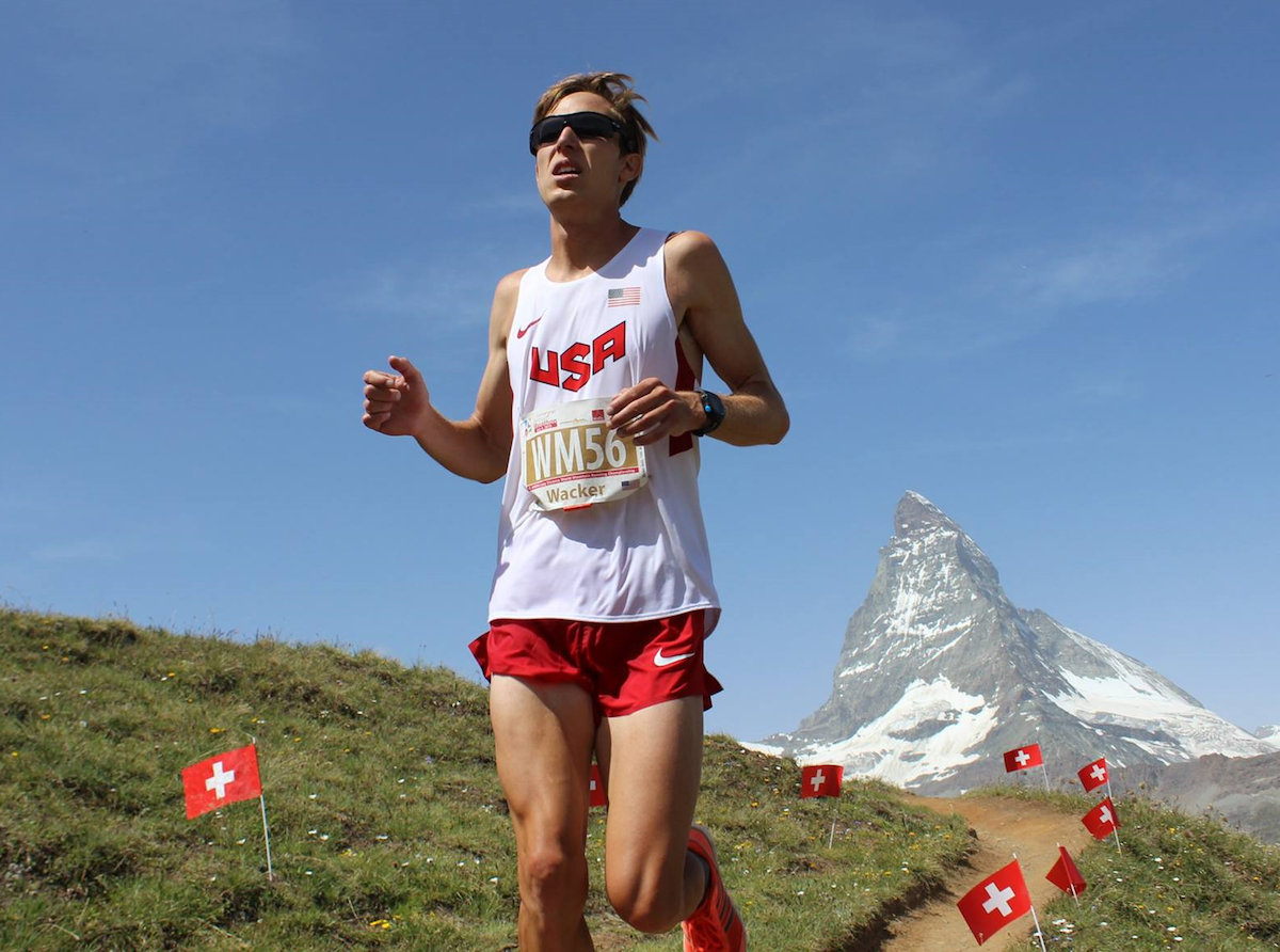 andy wacker excelling at different distances and terrains in this interview we talk about his history of running various distances and why he insists that he s not an actual ultrarunner never mind the distance
