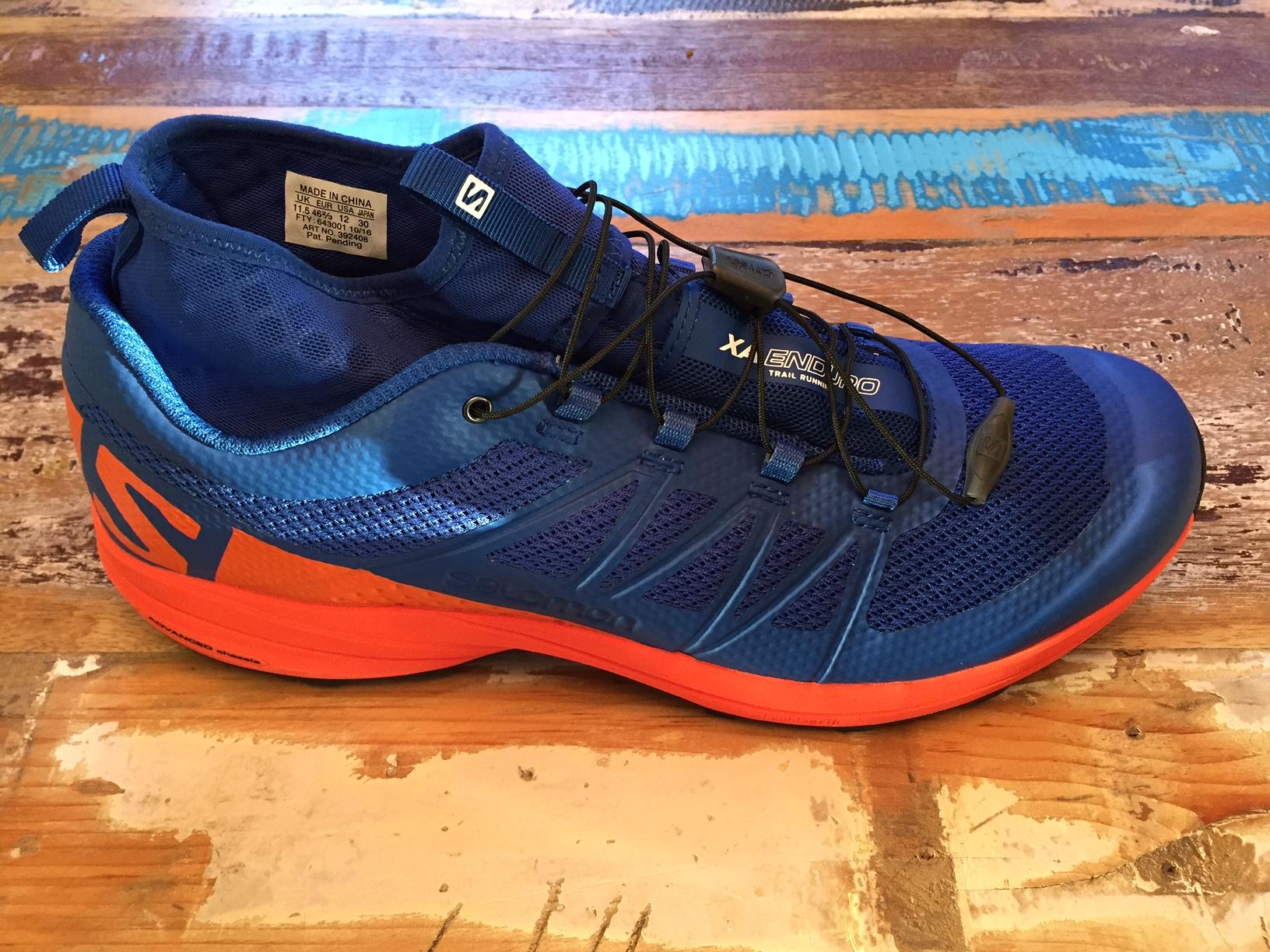 Salomon Xa Enduro Shoes Review