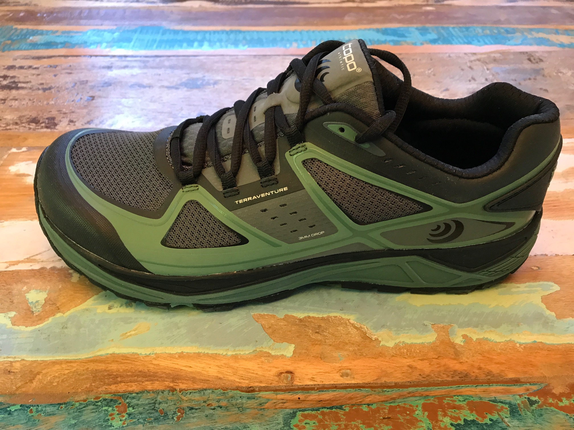 Rock Plate Running Shoe