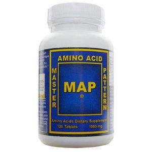 Map Amino Acids Master Amino Acid Pattern (MAP) Review Map Amino Acids