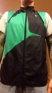 It's a vest!