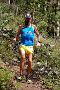 Rob at LT100. Photo by Caleb Wilson. Click for info on Fort Clinch 100.