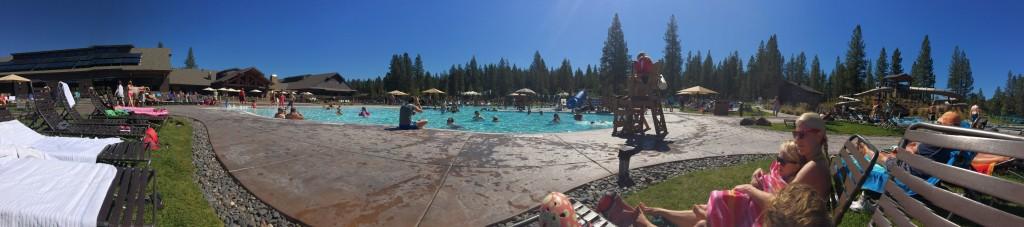 Aquatic Center was perfect!