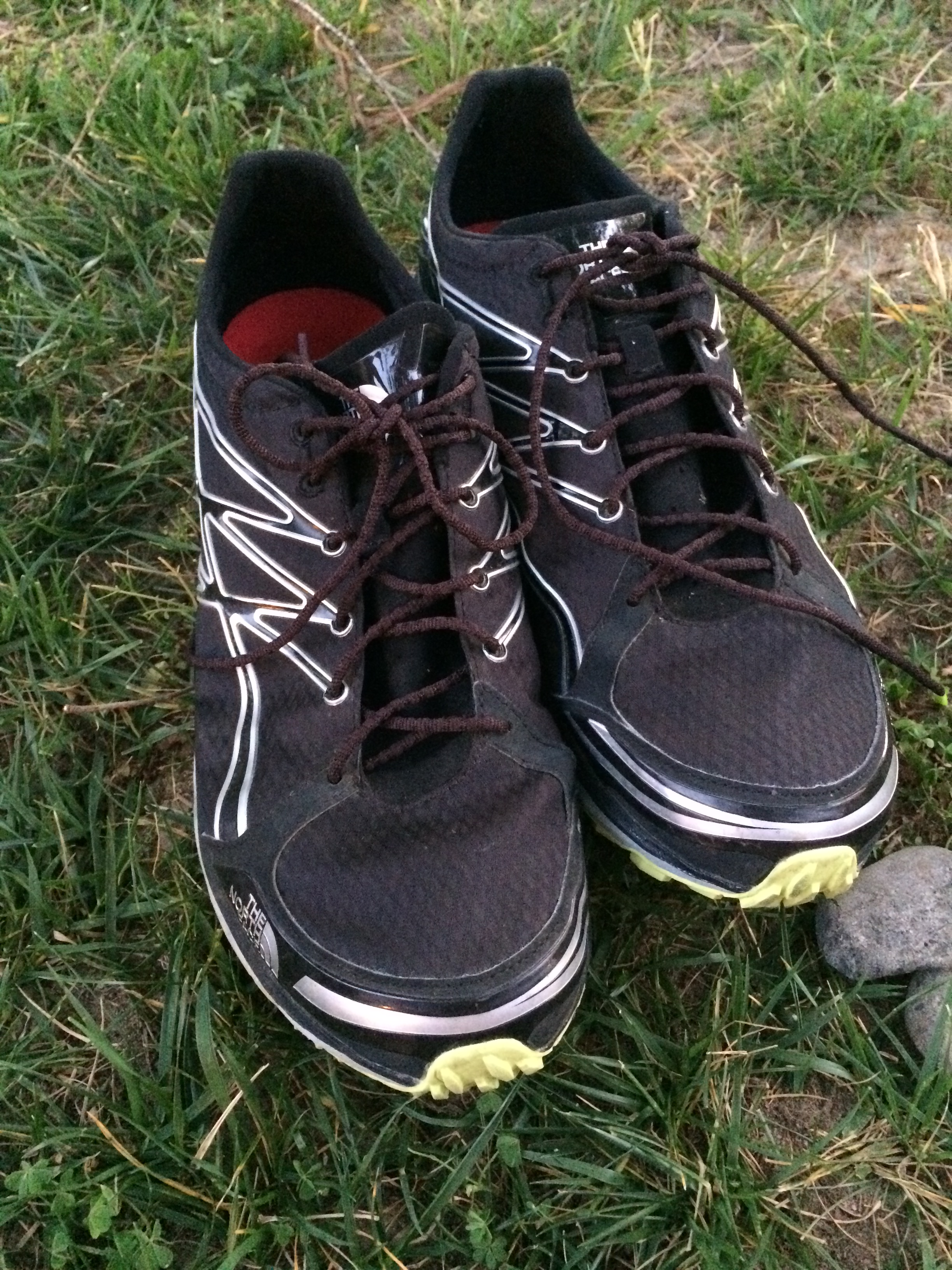 & The North Face Ultra TRII and Ultra Cardiac Review