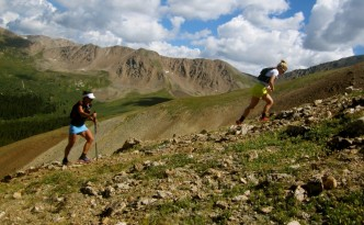 Climbing Mt. Elbert