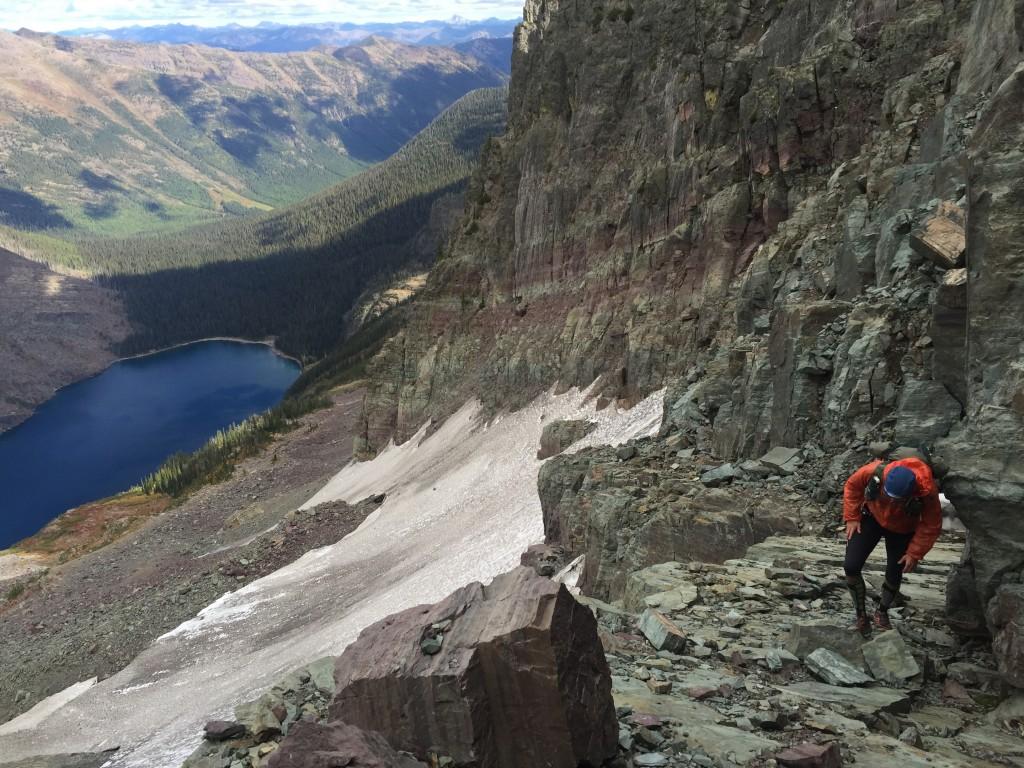 wolfe alpine lake