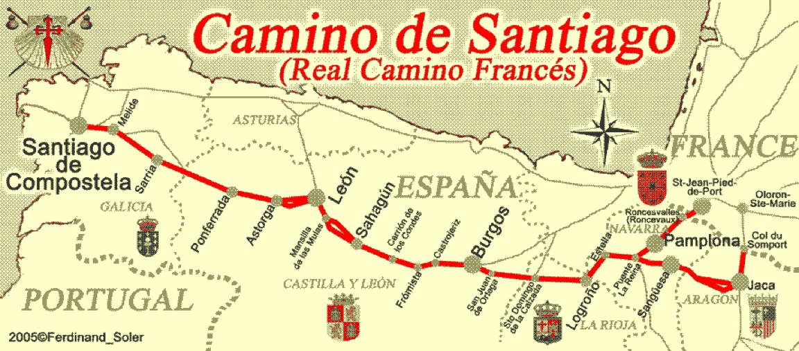 Running The Camino De Santiago With Kevin Moore