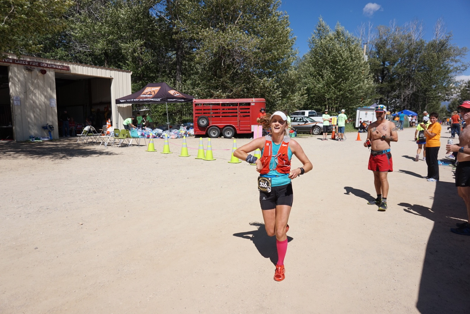 Clare Gallagher Leadville