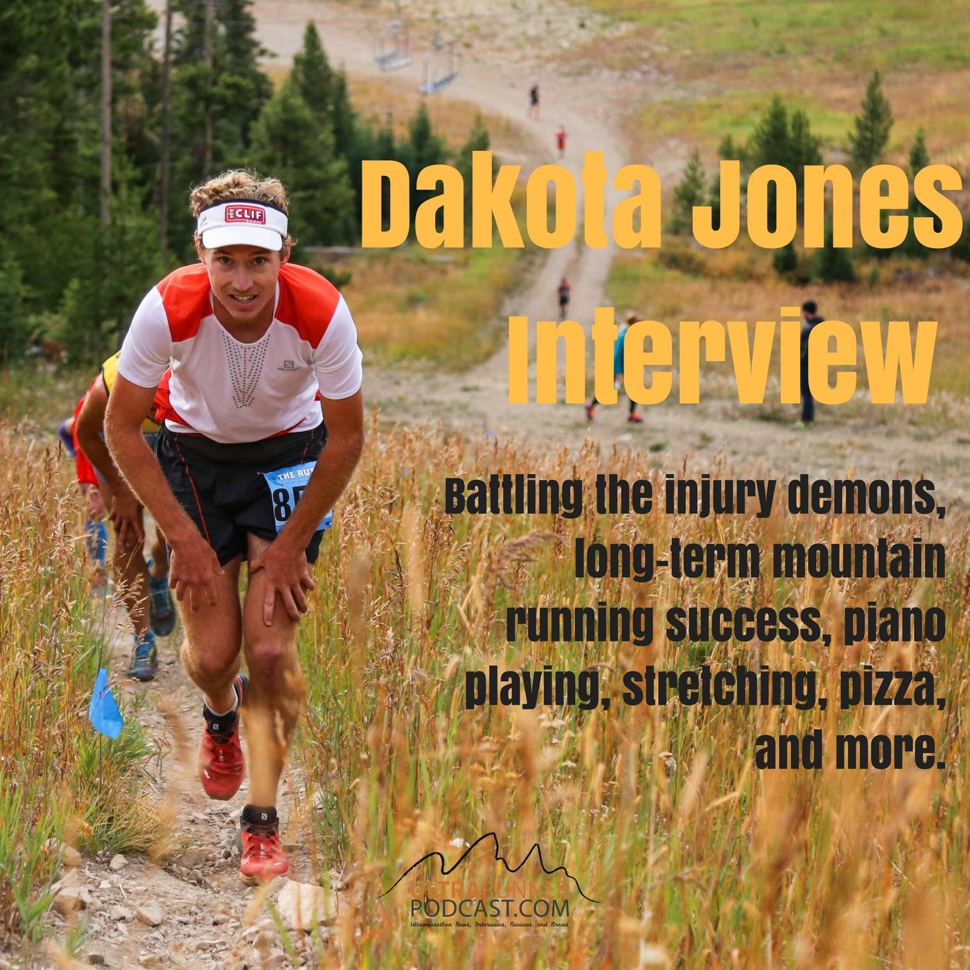 Dakota jones interview ultra trail