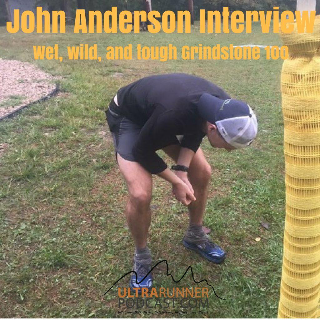 john andersen ultramarathon grindstone