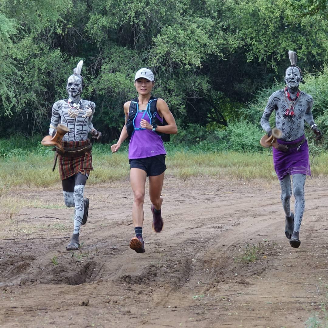 YiOu Wang Ultramarathon