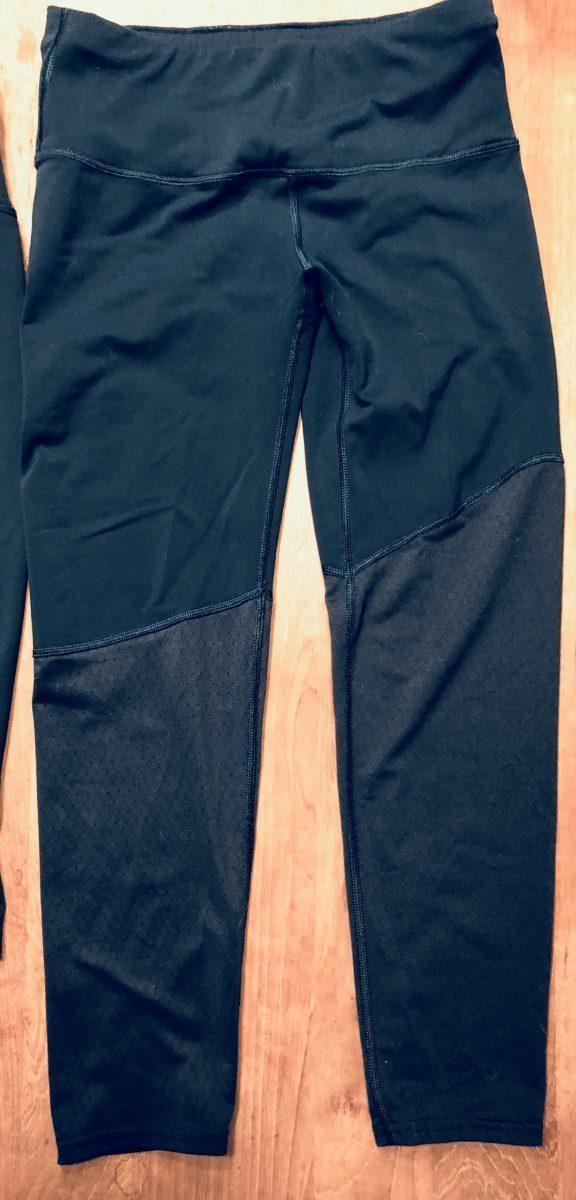 Oiselle Hawkeye 3/4 length tights