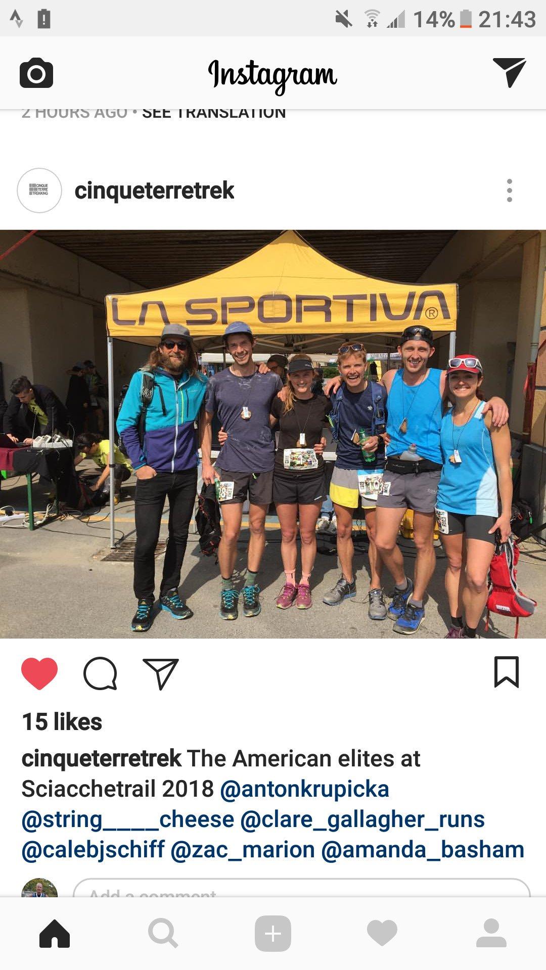 Ultramarathon cinque terra