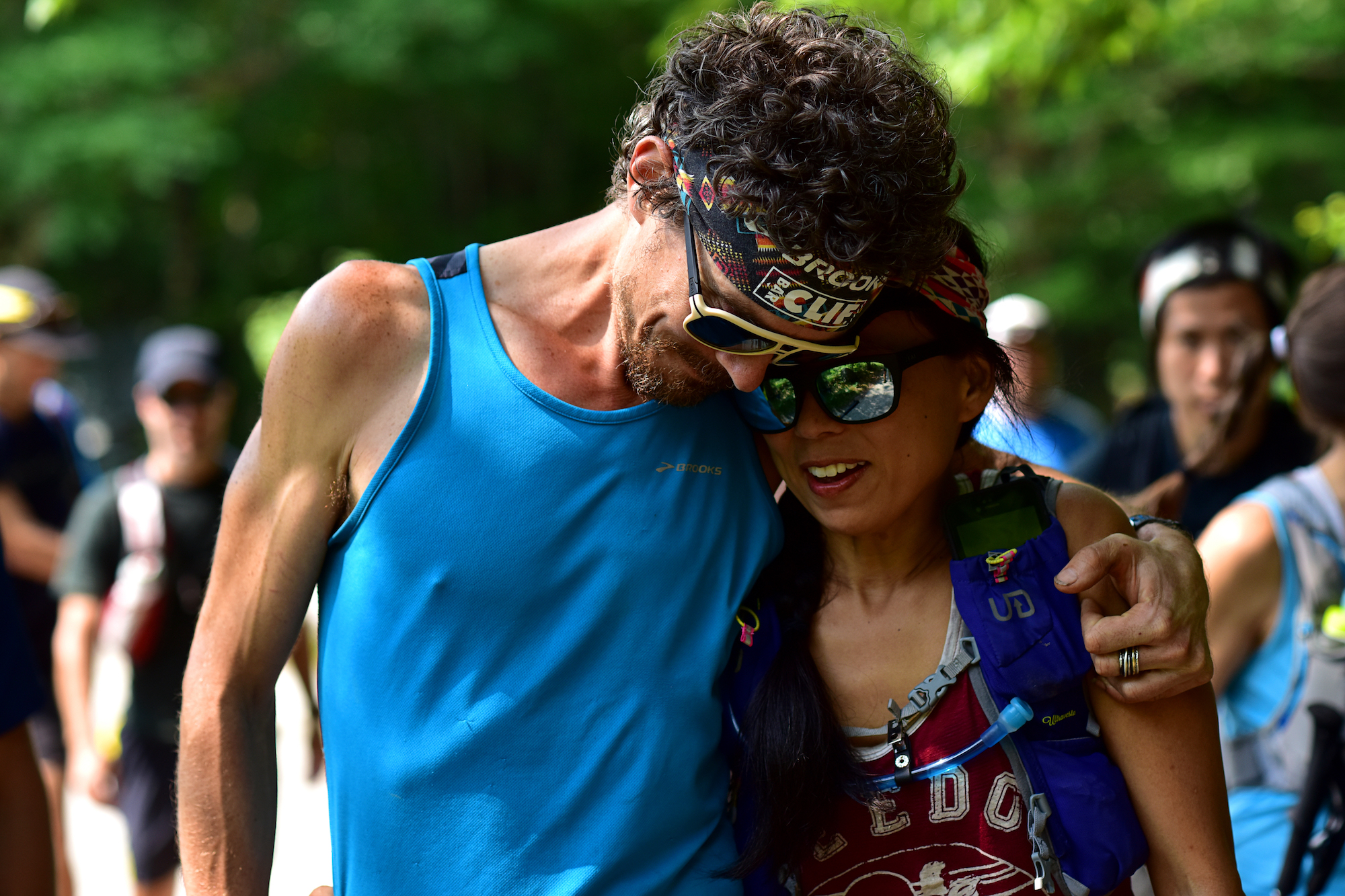 Scott and Jenny Jurek