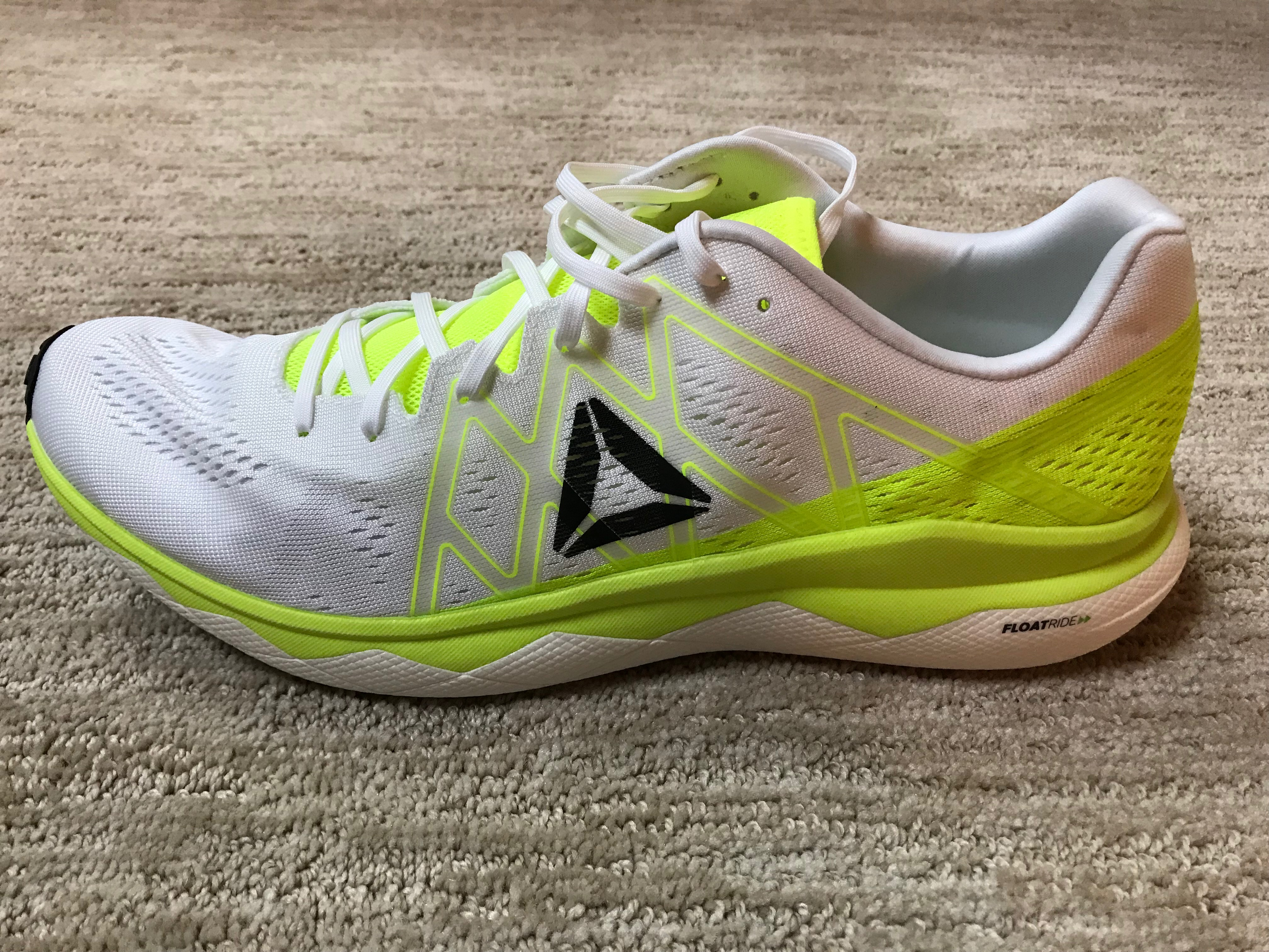 c22c3ed3bca Expect to see the Reebok Floatride Run Fast ...