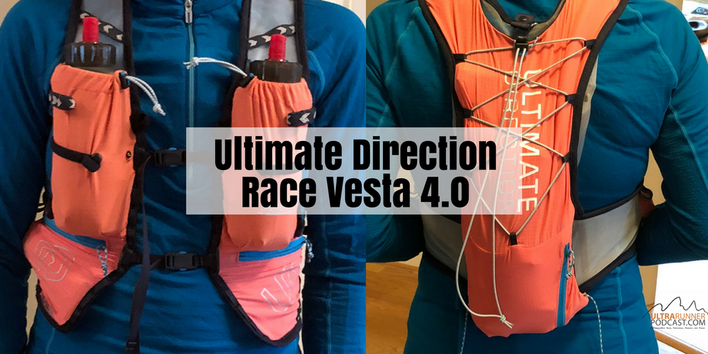 buy popular 4bcae 0f795 Ultimate Direction Race Vesta 4.0 Review | Review by Sarah