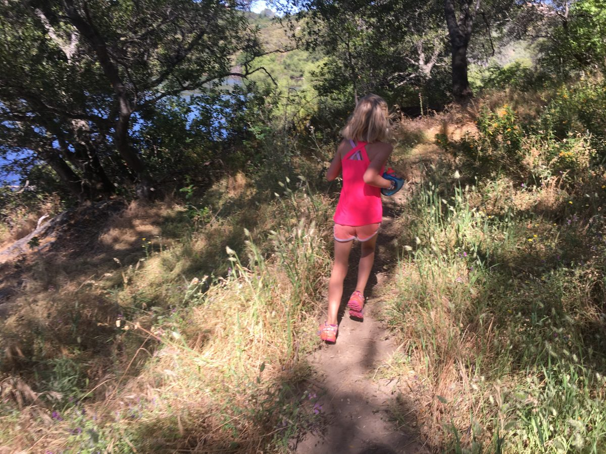 ultramarathon trail running