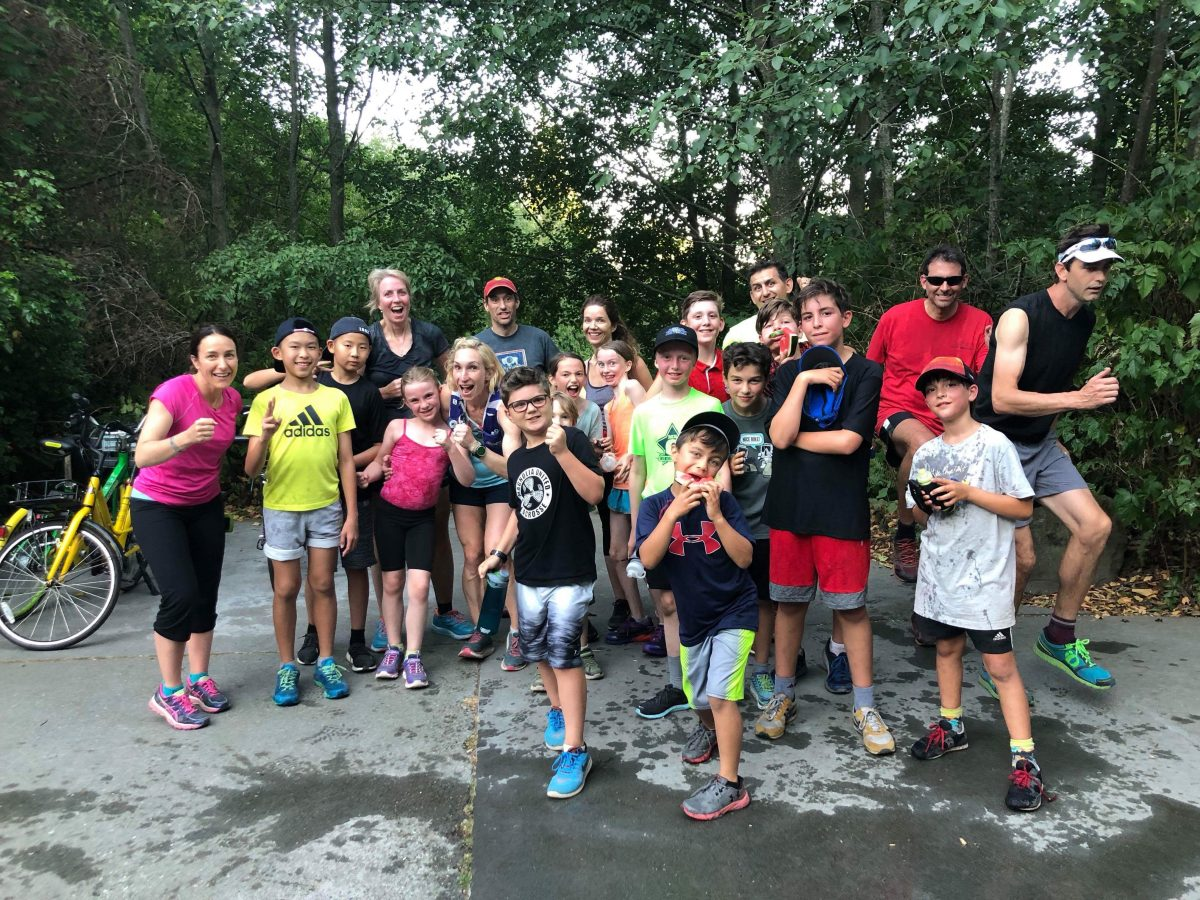 caden kids run club