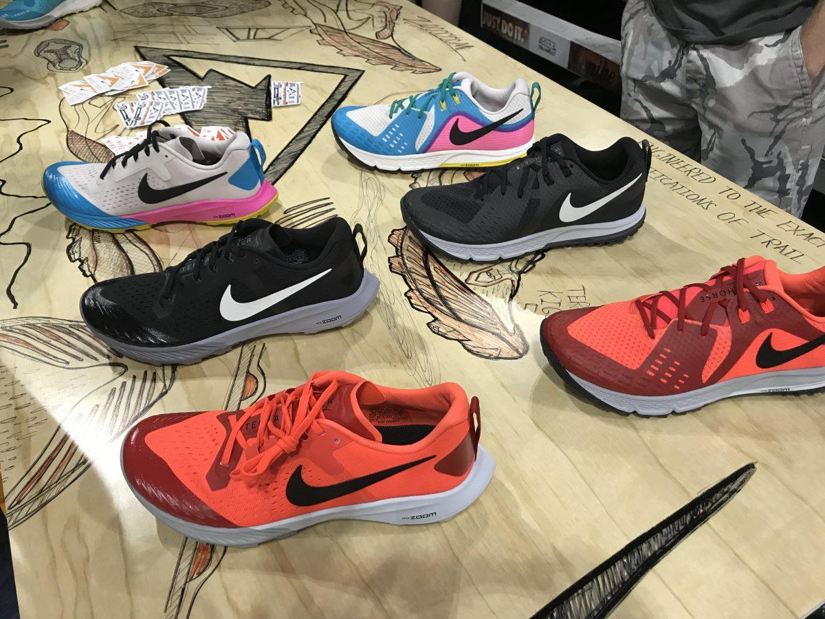 nike ultramarathon trail shoes