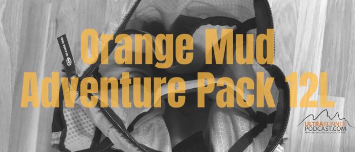 Orange Mud Adventure Pack 12L