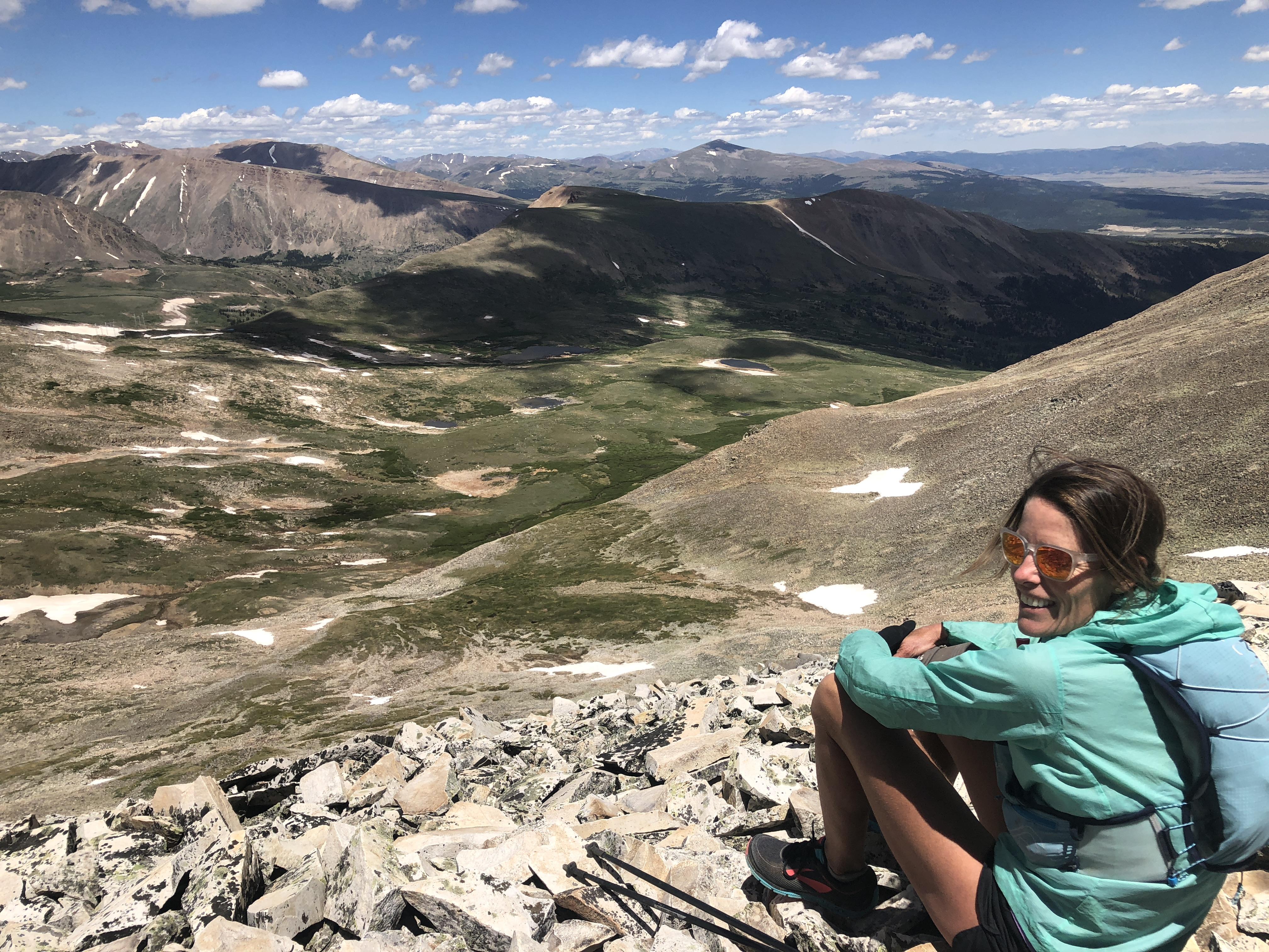 Katie Arnold Mt Sherman
