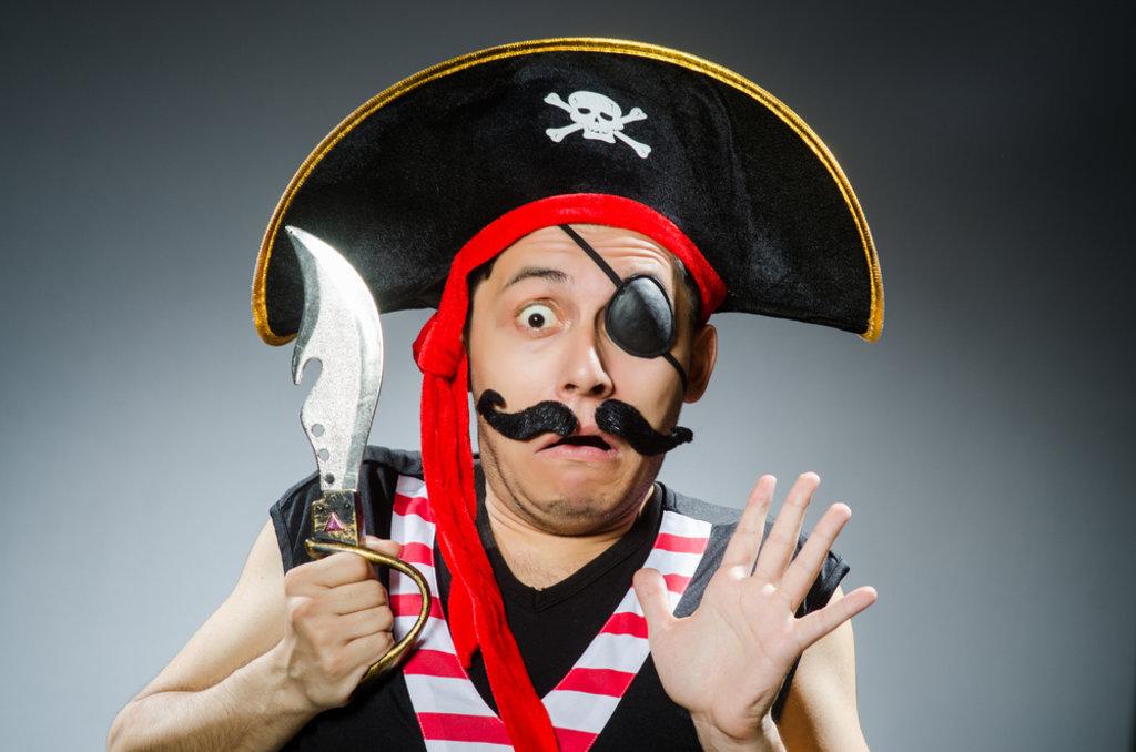 Pirate ultramarathon