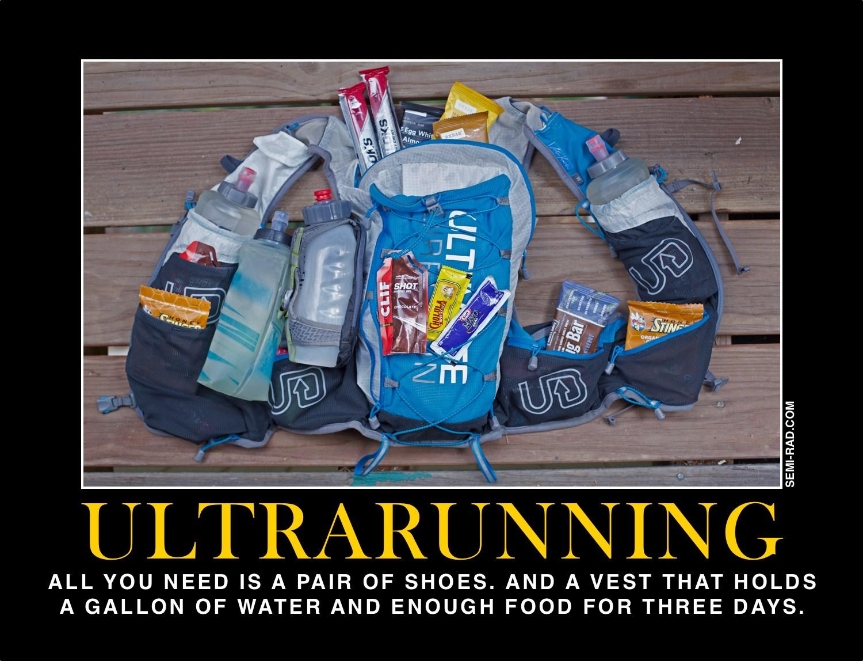 ultramarathon posters from semiarid