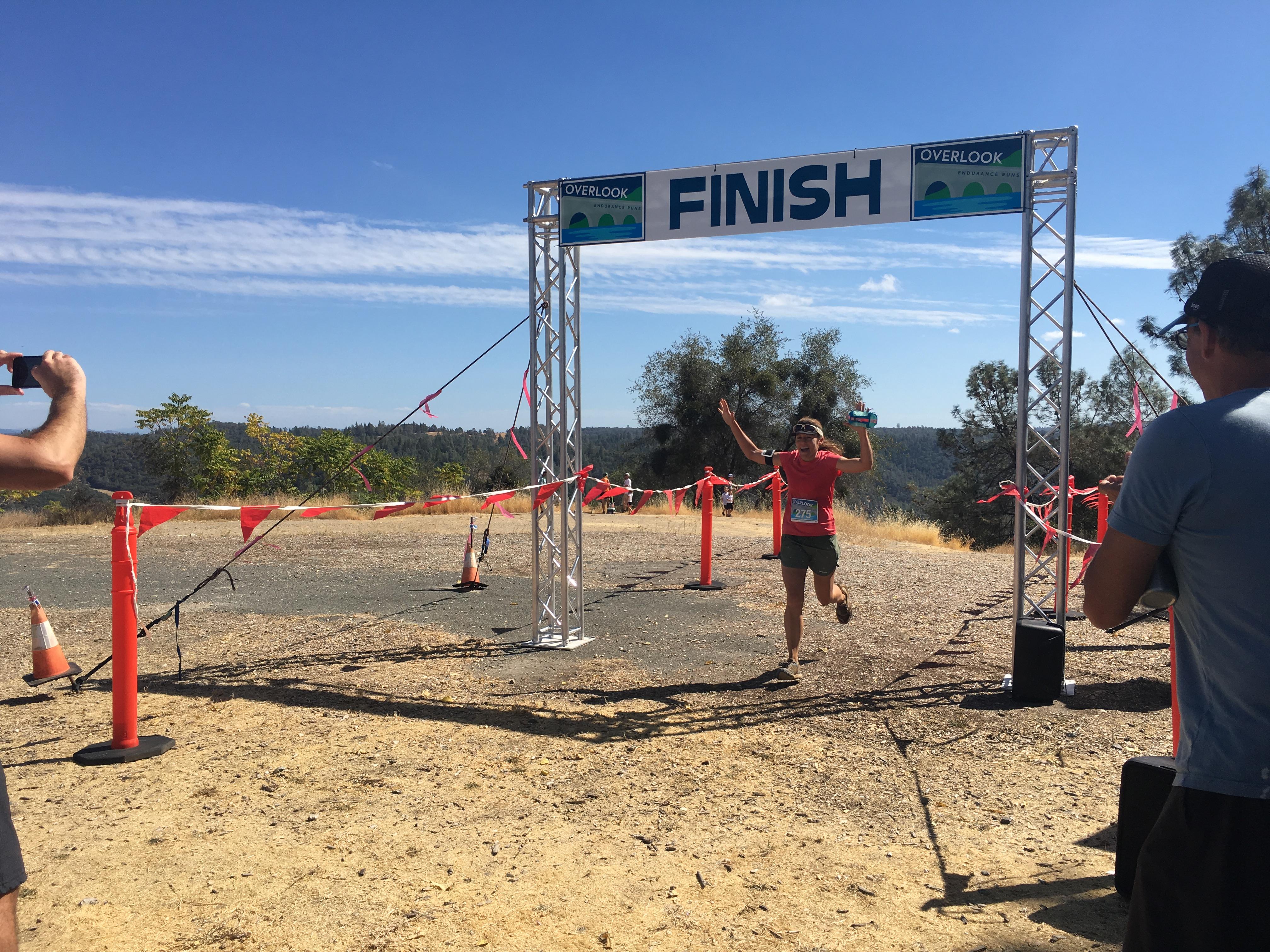 ultramarathon overlook