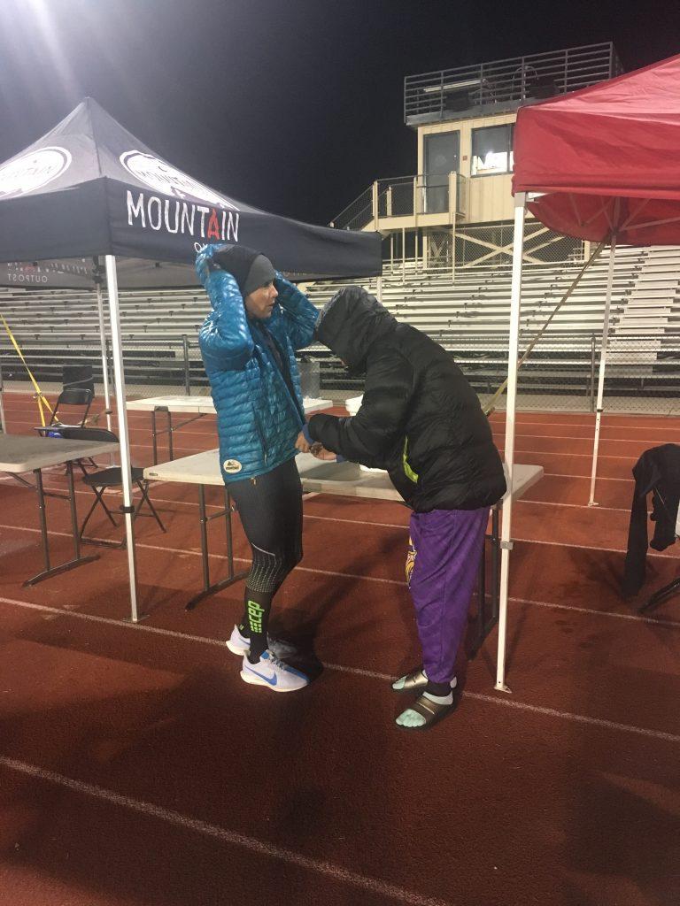Courtney Dauwalter ultramarathon desert solstice