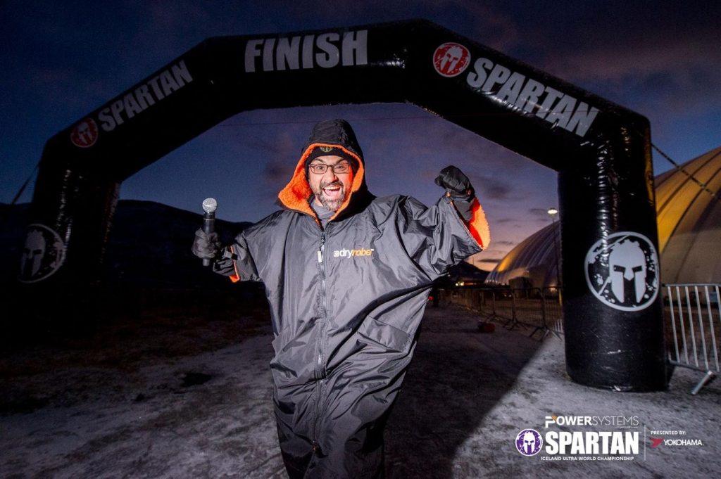 spartan trail series Matt b. Davis
