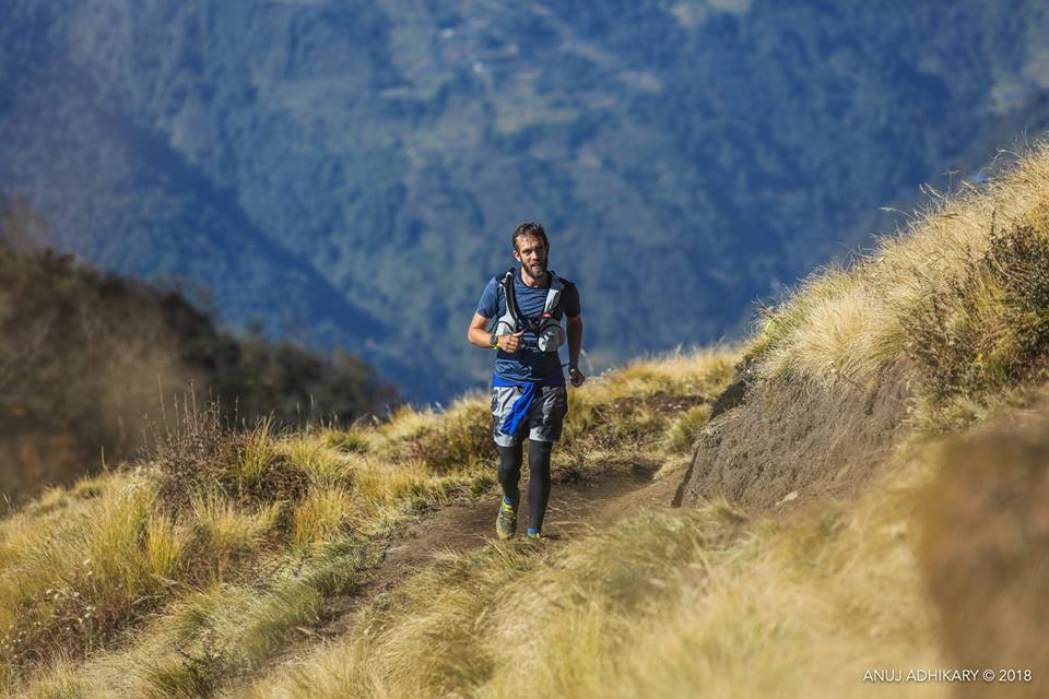 Jimi Oostrum Nepal Trail Running