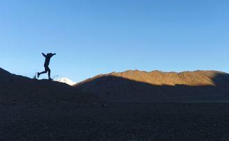 Plaines de Moray, Himalayas INDE 2017 - Lever de soleil à 4600m
